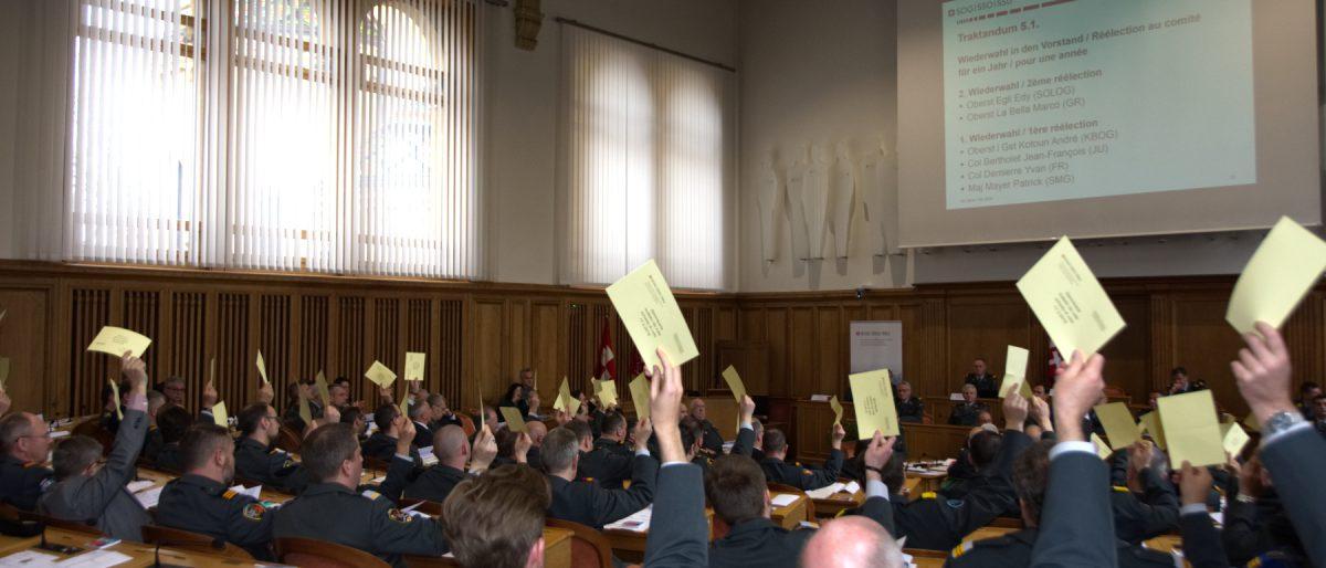 Permalien vers:Assemblée des Délégués de la SSO